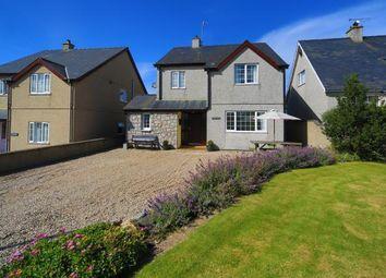 Thumbnail 4 bed detached house for sale in Caer Odyn, Tudweiliog, Pwllheli, Gwynedd