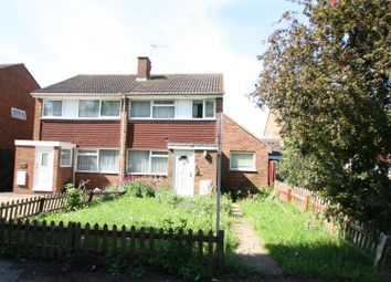 3 bed semi-detached house for sale in Harkness Close, Bletchley, Milton Keynes MK2