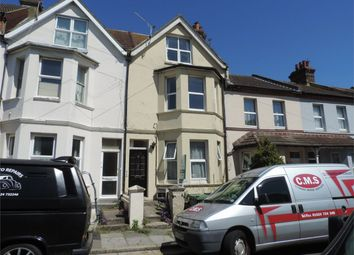 Thumbnail 2 bed maisonette to rent in Windsor Road, Bexhill On Sea, East Sussex