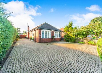 Thumbnail 4 bed bungalow for sale in Main Road, Bilton, Hull