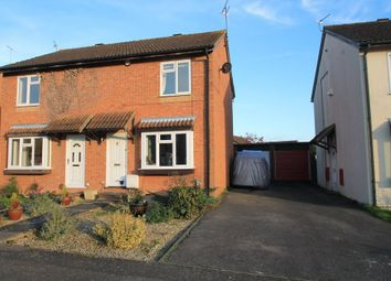 Thumbnail 2 bed semi-detached house for sale in Lambourne Avenue, Aylesbury