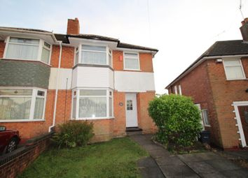 Thumbnail 3 bed property to rent in Worlds End Avenue, Quinton, Birmingham