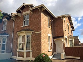 Thumbnail 6 bed semi-detached house to rent in Claremont, Leamington Spa