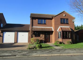 Thumbnail 4 bed detached house for sale in Ashdown Way, Misterton, Doncaster