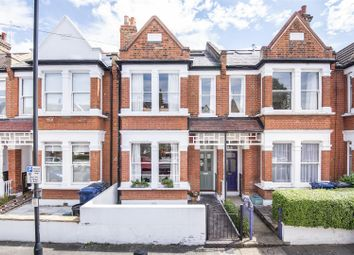 Shirley Road, London W4. 4 bed terraced house