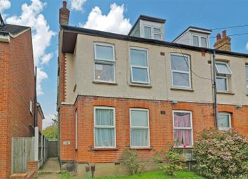 Thumbnail 1 bed flat to rent in Carlton Avenue, Westcliff-On-Sea
