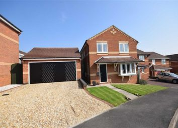 Thumbnail 4 bed detached house to rent in Norbury Way, Belper