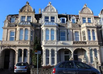 Thumbnail 1 bed flat to rent in Graham Road, Weston-Super-Mare, North Somerset