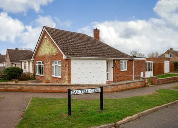 Thumbnail 2 bed semi-detached bungalow for sale in Chestnut Road, St. Ives, Huntingdon