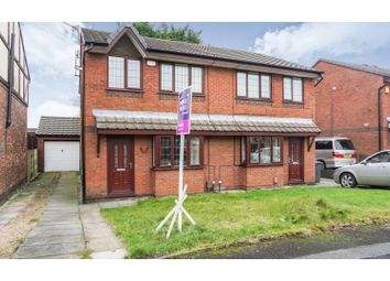 Thumbnail 3 bed semi-detached house for sale in Aldford Grove, Bolton