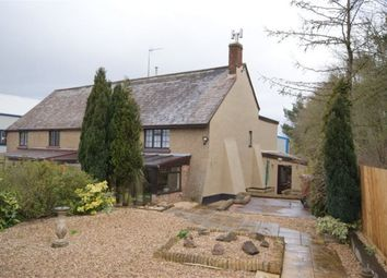 Thumbnail 2 bed property to rent in Station Road, Willand, Cullompton