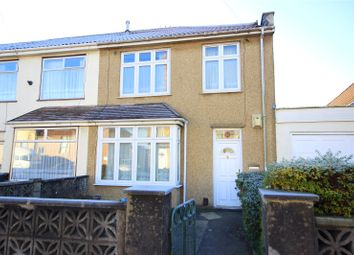 Thumbnail 3 bed end terrace house to rent in Toronto Road, Horfield, Bristol