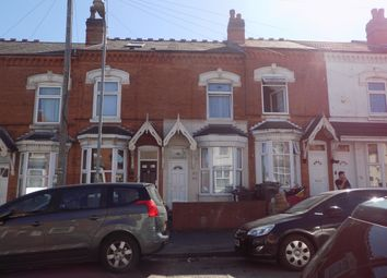 Thumbnail 2 bed terraced house for sale in Anderton Road, Sparkbrook, Birmingham