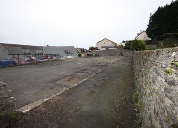 Thumbnail Land for sale in Building Plot, Pentraeth Road, Menai Bridge