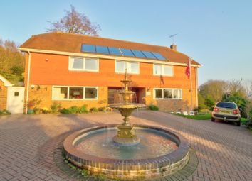 Thumbnail 6 bed detached house for sale in Pilgrims Way, Detling, Maidstone