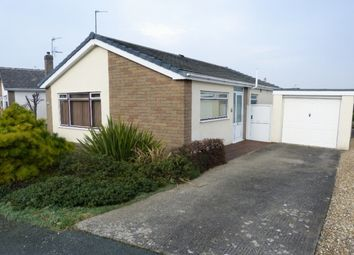 Thumbnail 2 bed detached bungalow for sale in The Dale, Abergele