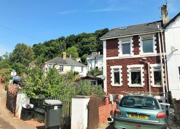 Thumbnail 3 bed end terrace house for sale in Mallock Road, Torquay