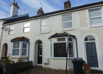 Thumbnail 3 bed terraced house to rent in Glovers Road, Reigate