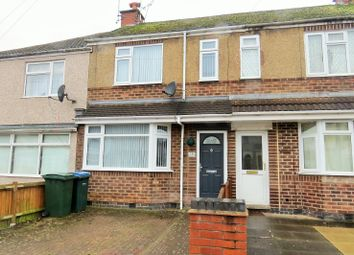 Thumbnail 2 bed terraced house for sale in Telfer Road, Coventry