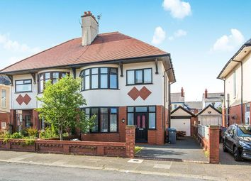Thumbnail 3 bed semi-detached house for sale in Kenilworth Gardens, Blackpool