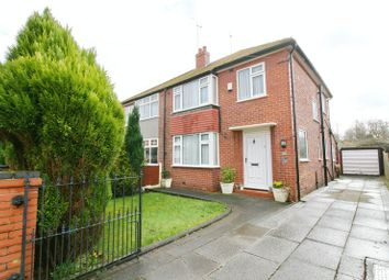 Thumbnail 3 bedroom semi-detached house for sale in Houghton Lane, Swinton, Manchester