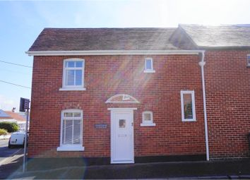 Thumbnail 2 bedroom terraced house for sale in York Road, Seaton