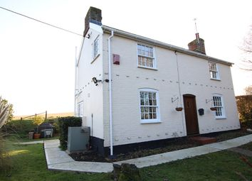 Thumbnail 2 bedroom cottage for sale in Offton, Ipswich, Suffolk