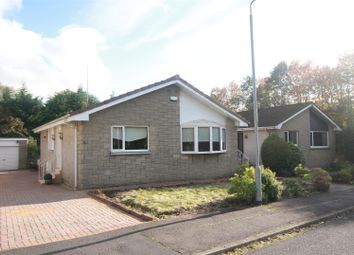 Thumbnail 3 bed detached bungalow for sale in Thorniewood Gardens, Uddingston, Glasgow
