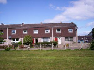 Thumbnail 3 bed terraced house to rent in Randolph Lane, Moray, Forres
