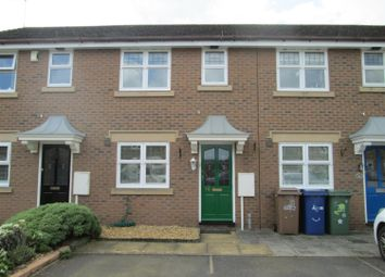 Thumbnail 2 bedroom terraced house to rent in Phoenix Close, Rugeley