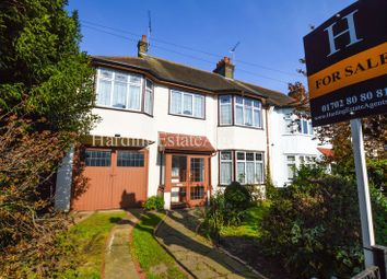 Thumbnail 4 bedroom semi-detached house for sale in Boston Avenue, Southend-On-Sea, Essex