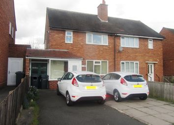 Thumbnail 2 bed property to rent in Thistledown Road, Shard End, Birmingham