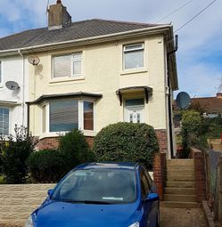 Thumbnail 3 bedroom semi-detached house for sale in Plymouth Road, Barry