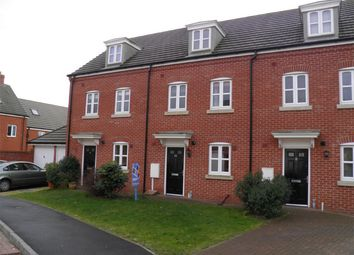 Thumbnail 1 bed terraced house to rent in Winterton Close, Stamford, Lincolnshire