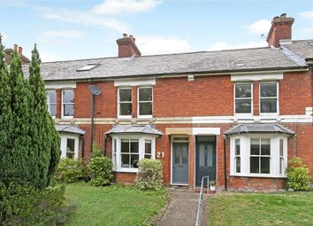 Thumbnail 3 bed terraced house for sale in Alresford Road, Winchester, Hampshire