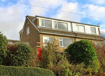 Thumbnail 3 bed semi-detached house for sale in Laneside Road, Haslingden, Rossendale