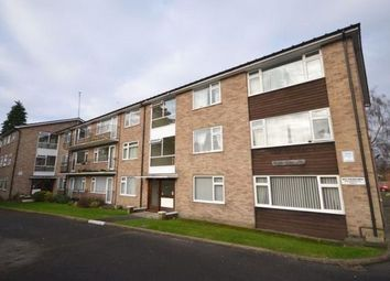 Thumbnail 2 bed flat for sale in Minster Court, 1 York Road, Camberley