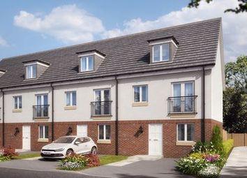 Thumbnail 3 bed town house for sale in Newliston Road, Kirkliston