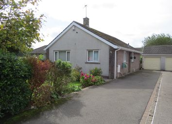 Thumbnail 2 bed detached bungalow for sale in Rowntree Crescent, Moresby Parks, Whitehaven, Cumbria