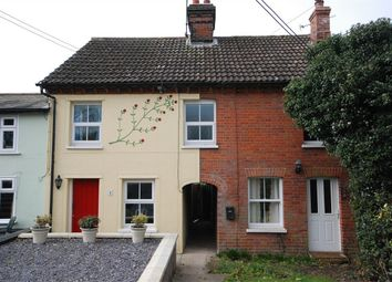 Thumbnail 2 bed cottage for sale in Colchester Road, Chappel, Essex