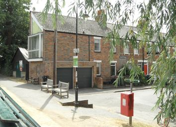 Thumbnail 3 bed end terrace house for sale in South Street, Osney Island, Oxford