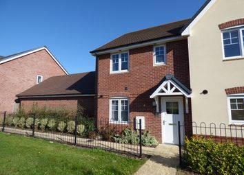 Thumbnail 3 bed semi-detached house to rent in Woolwich Way, Andover