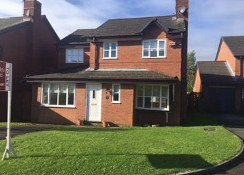 Thumbnail 4 bed detached house to rent in The Copse, Liverpool