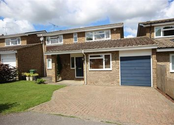 Thumbnail 4 bed detached house for sale in Tuffnells Way, Harpenden, Hertfordshire