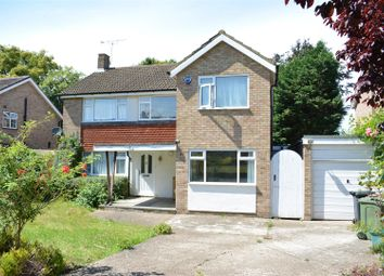 Thumbnail 4 bed detached house for sale in Mospey Crescent, Epsom