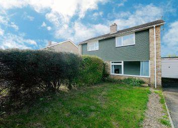 Thumbnail 3 bedroom semi-detached house for sale in Westfield Road, Benson, Wallingford