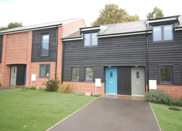 Thumbnail 2 bed terraced house to rent in Abbey Barns Court, Thetford