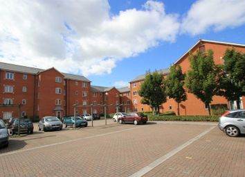 Thumbnail 1 bed flat to rent in Longueil Close, Cardiff