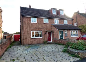 Thumbnail 3 bed semi-detached house for sale in Hillary Road, Basingstoke