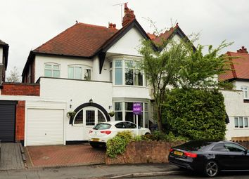 Thumbnail 5 bed semi-detached house for sale in Rotton Park Road, Birmingham